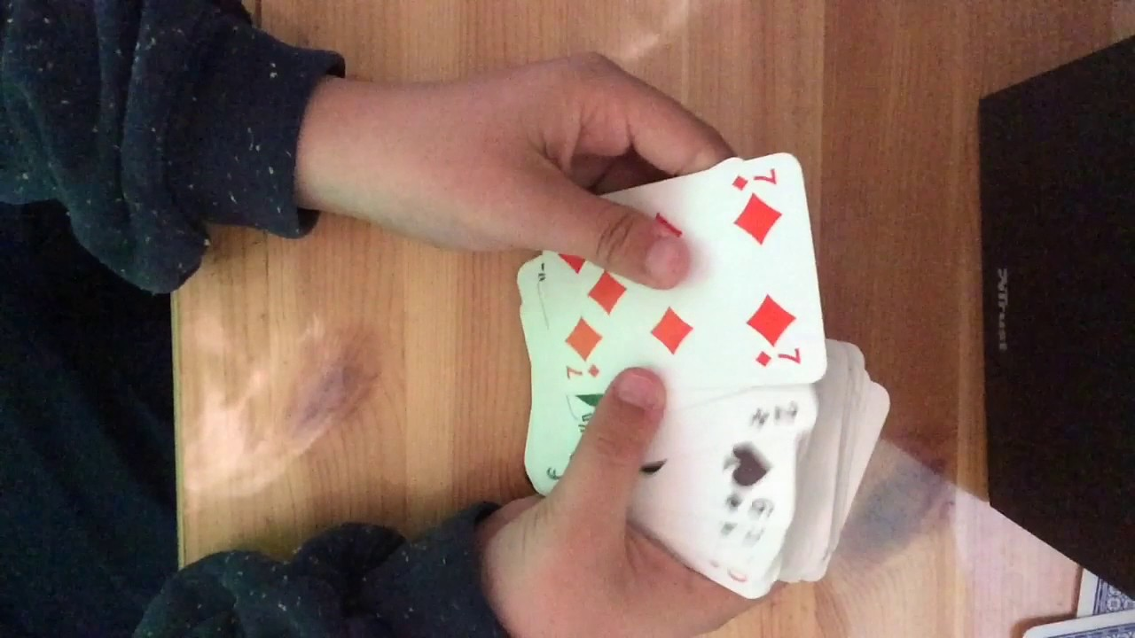 Lær at trylle med kort #2 Matematisk Kort Trick