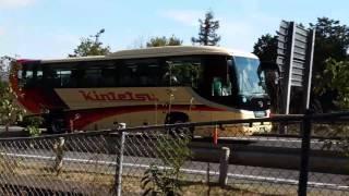 名阪近鉄バスさん セレガ観光バス(^.^)