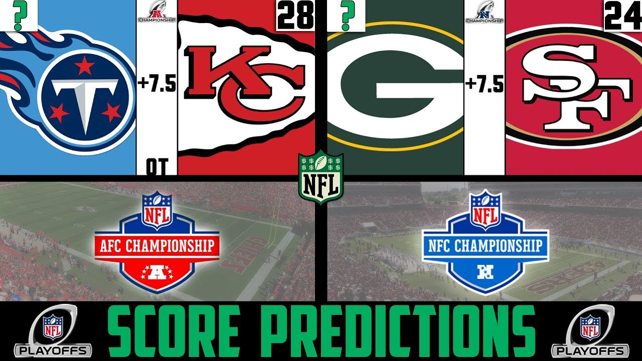 NFL Playoffs 2020: Schedule, Odds and Predictions for Sunday's ...
