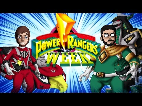 I Want On Foot - Power Rangers Dino Thunder - Power Ranger Week