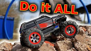 The RC Car that can DO IT ALL