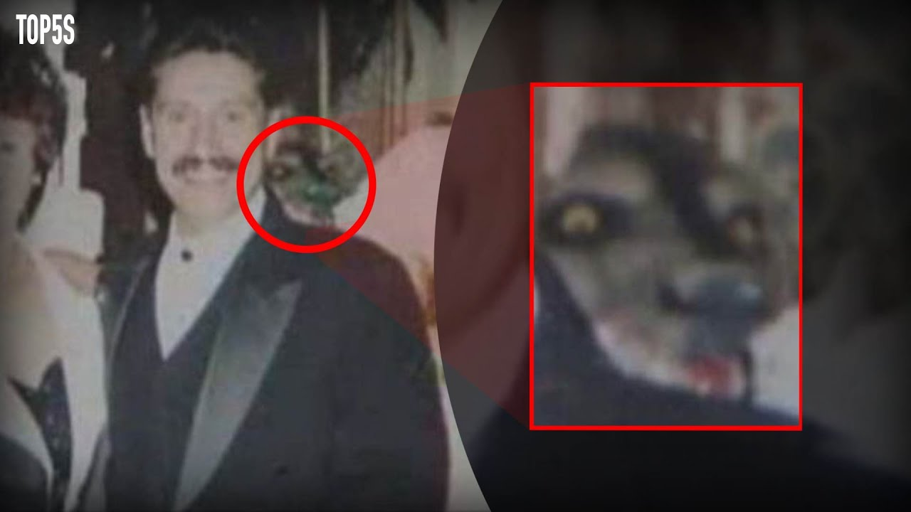 5 Creepy Ghost Sightings Caught on Camera