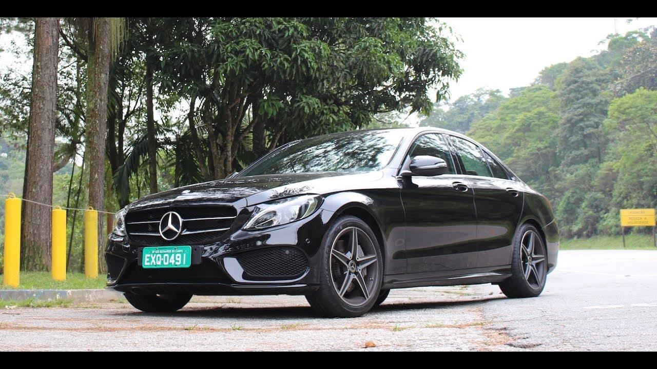 Mercedes C300 Sport 2018 Em Detalhes   Falando De Carro