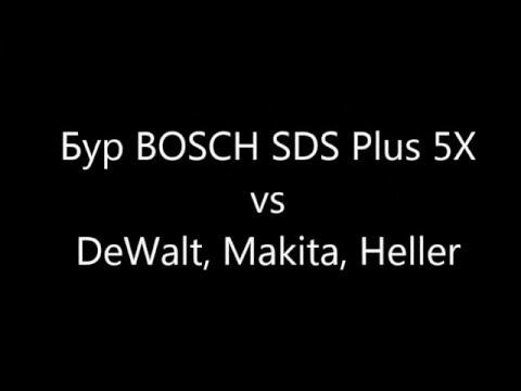 Бренд bosch является лидером по числу инноваций в системе бурения. Мы рады представить вашему вниманию бур bosch sds-plus x5l 10x300x365.