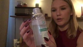 Dutch ASMR Zeepjeswinkel Roleplay Tappen Glas Plastic Etc