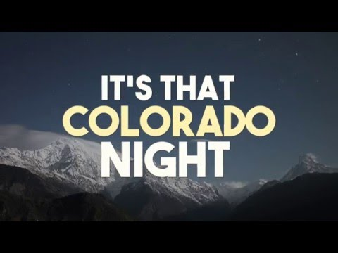 Colorado Night Shane Duncan Band