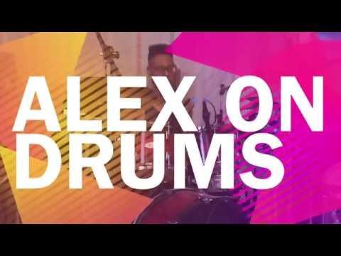 Ariana Grande Intro Idea (Alex Bailey on Drums)