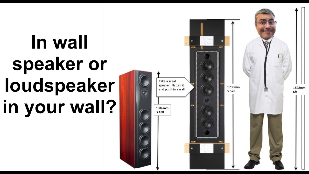 Download Krix Epix In-Wall Speaker for Home Cinema or Music so you can hear everything and see nothing!