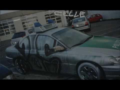 Lords Of The Underground - Madd Skillz (Graffiti Music Video)