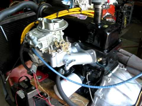 Ford 2 3 Ministock Engine Youtube