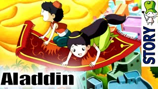 Aladdin  - Bedtime Story Animation | Best Children Classics HD