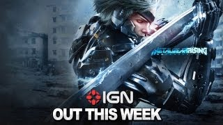 Out This Week: Metal Gear Rising Slices Up Crysis 3