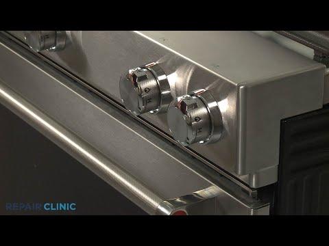 KitchenAid Convection Gas Range Control Knob Replacement - Model #KSGB900ESS1