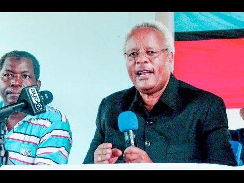 """""""Siasa sio kupigana ni kupingana kwa hoja""""- Edward Lowassa"""