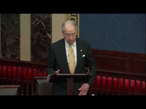 Grassley: Cattle Producers are Counting on us