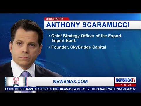 Scaramucci says CNN story about him is the 'politics of personal destruction'