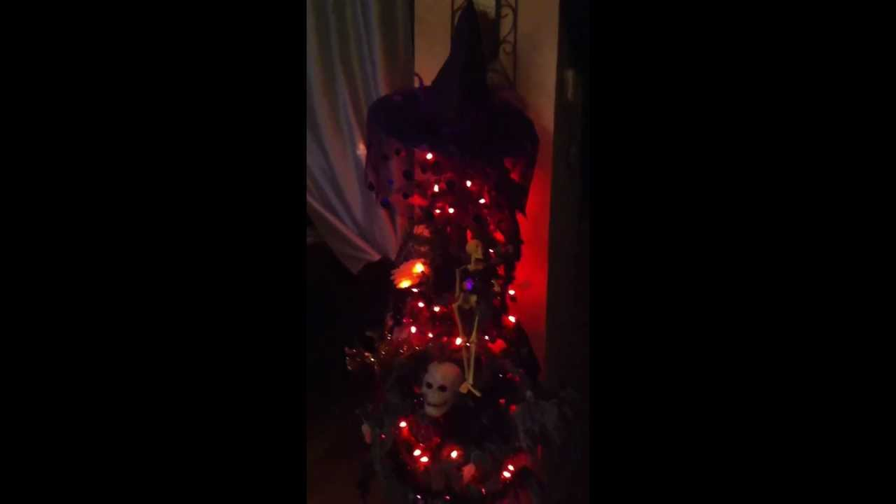 our halloween tree