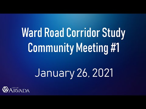 First Community Meeting Video