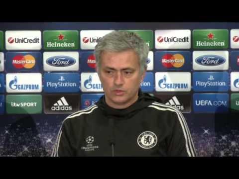 Chelsea's José Mourinho on Didier Drogba: 'He will return one day'