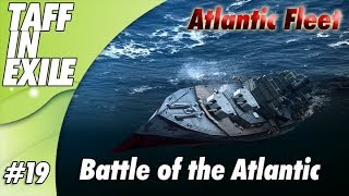 Atlantic Fleet |  Battle of Atlantic | Part 19 - Heavy Cruiser Cumberland!