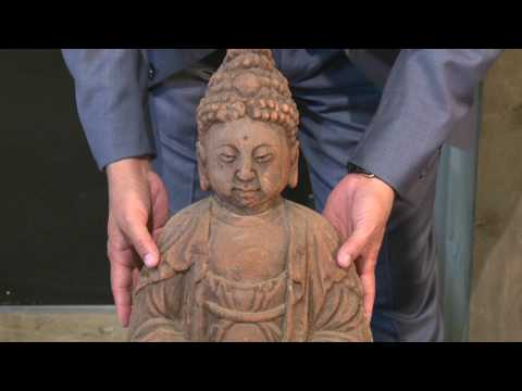 """ Antique Buddhas"" with Michael Kourosh"
