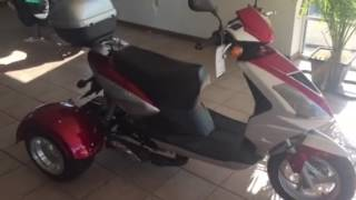 New Custom 50cc Trike Mopeds for sale