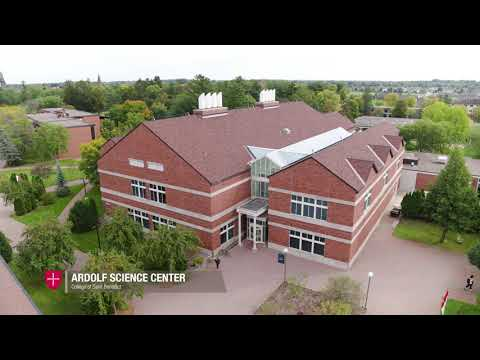 2020 Aerial Tour of the College of Saint Benedict