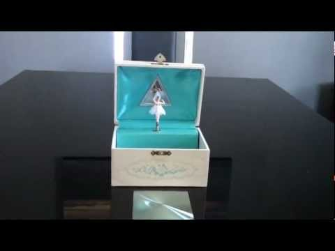 OUR VERY OWN LOVE STORY - Laura's musical jewellery box xxx