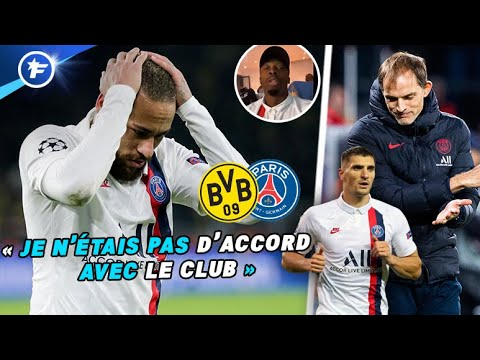 L'après-match Du PSG à Dortmund Fait Beaucoup Parler   Revue De Presse