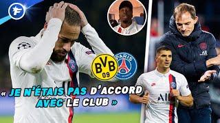 L'après-match du PSG à Dortmund fait beaucoup parler | Revue de presse
