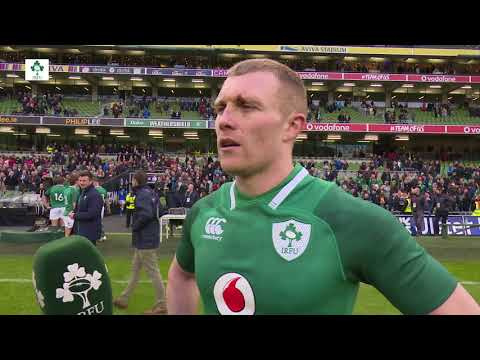 Irish Rugby TV: Keith Earls On His Try-Saving Tackle Against Italy