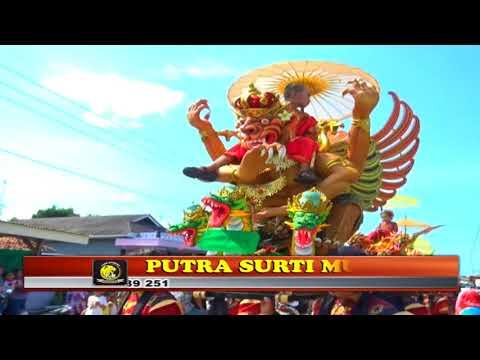 KEBAYANG – VOC. MELY – PUTRA SURTI MUDA – 16 PEB 2018 – LIVE SUKRA ( ARYA PRODUCTION )