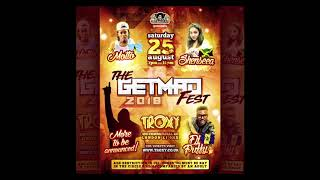 The Get Mad Fest 2018 - Shenseea Motto & Dj Puffy in Concert