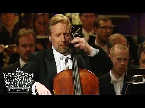 Frans Helmerson tribute to Mstislav Rostropovitch