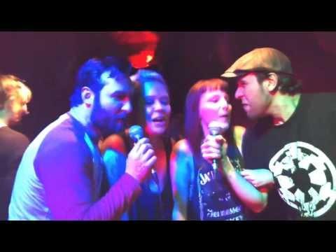 Karaoke @ Freak Show, Essen   Eisgekühlter Bommerlunder