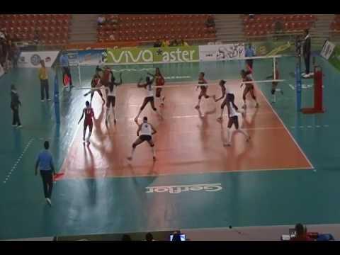 Pan American Cup 2016 - Trinidad and Tobago vs Colombia Part 2