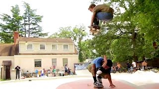 Backyard Diy Skatepark - Red Bull Diy Spot Supply