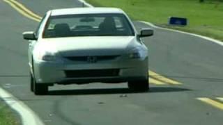 Motorweek Video of the 2005 Honda Accord