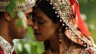 Indian Wedding at Stan Hywet Hall & Gardens in Akron, Ohio