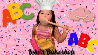 Baixar LEARN ABC's + COLORS with LO! Lolo's bakeshop COOKIE ABCs learn with me!