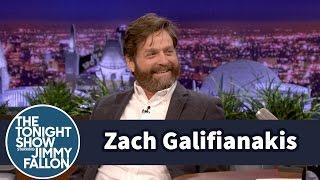 Zach Galifianakis Recalls theLouis C.K.Phone Call that Created Baskets