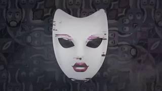 Sout Beik - Mask [Lyrics Video] | صوت بيك - ماسك