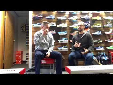 Preventing Running Injuries - Proper Shoe Fit