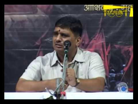 Inspiring Speech of Indrajeet Deshmukh Sir