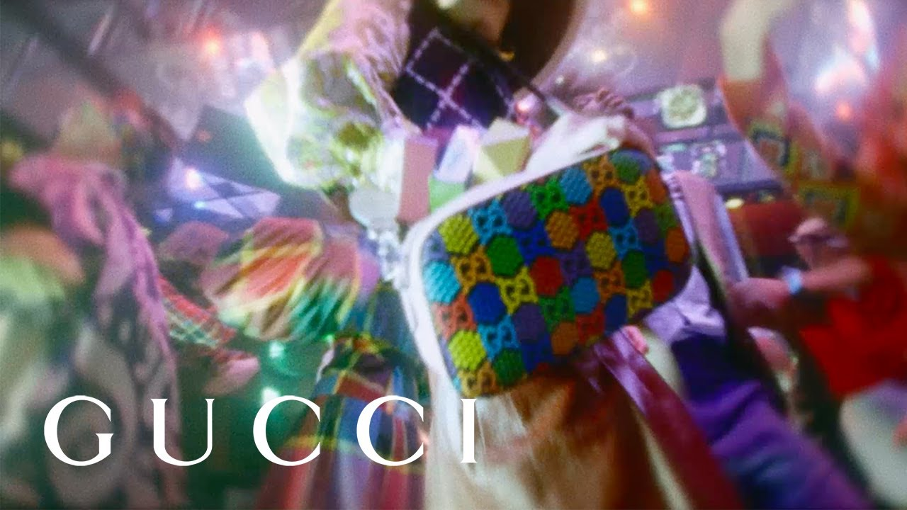 Gucci: Psychedelic collection