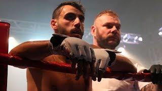 Vahe Movsisyan (Gladiator Ostro³êka) - Bartosz Przywo¼ny (Naczaj Team)