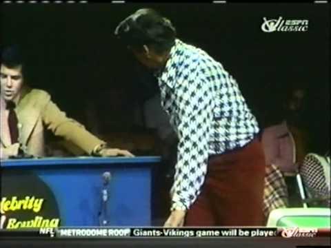 CELEBRITY BOWLING (1975) Part 2 KATE JACKSON EDWARD ALBERT RORY CALHOUN