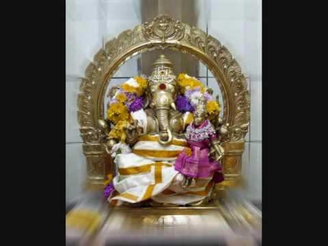 Sura Bava Jaya Ganapathi Adhi Talam Thavil.wmv