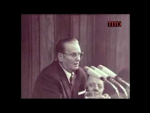 """Josip Broz Tito: """"Niko nema pravo odlučivati u ime radnika!"""""""