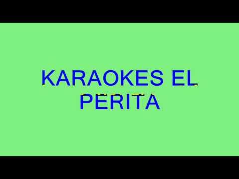 por ella jose manuel soto karaoke